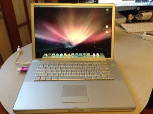 Apple Powerbook G4 Aluminum $375 OBO
