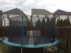 15 Foot Trampoline For Sale