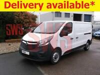 2015 Vauxhall Vivaro 2900 CDTi 1.6 DAMAGED REPAIRABLE SALVAGE