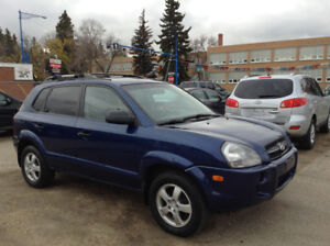 2006 Hyundai Tucson - 3 MONTHS WARRANTY - MINT CONDITION