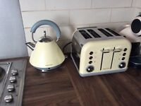 Kettle and or toaster - immaculate condition