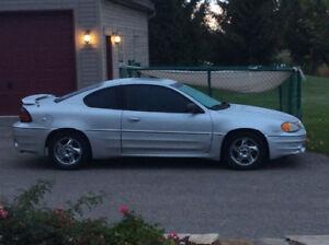 2003 Pontiac Grand Am gt Coupé (2 portes)