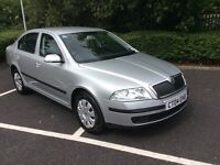 2004 Skoda Octavia Ambiente 1.9 TDI-2 owners-12 months mot-Full service history-great economy