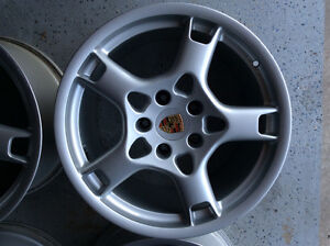 Real Porsche Rims for sale