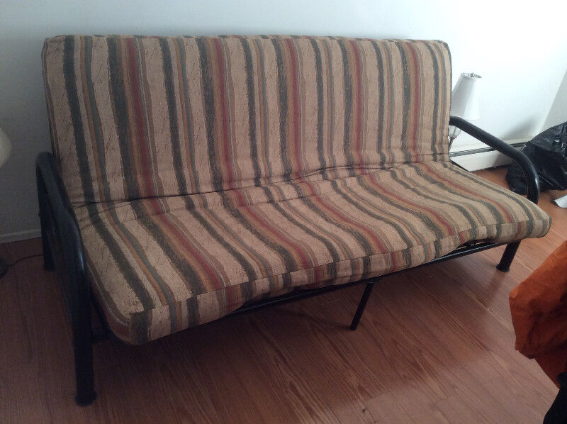 Futon Sofa Bed Clean And Great Condition 35 Couches Futons Edmonton Kijiji