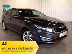 2011 61 KIA OPTIMA 1.7 2 TECH CRDI 4D 134 BHP DIESEL