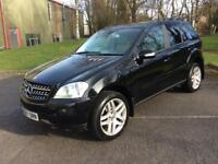 Mercedes-Benz ML280 3.0TD CDI auto ML280