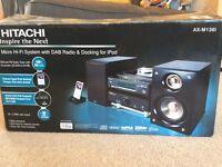 Hitachi Hi-Fi System
