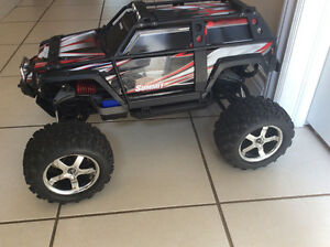 Selling my traxxas rc summit