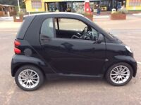 SMART FORTWO PASSION 71 1000cc SEMI AUTO