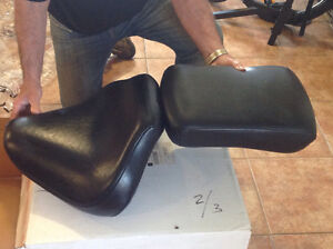 seat off 1100 V Star Yamaha motorcycle for sale
