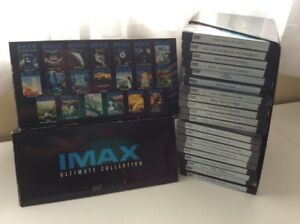 DVD  IMAX ULTIMATE COLLECTION
