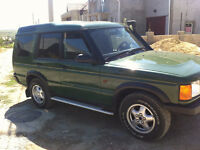 1999 Land Rover Discovery series ii TD5 Manuelle VUS