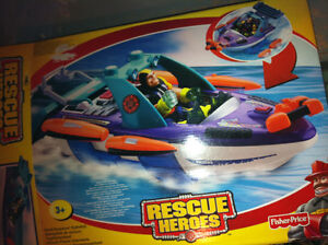 Rescue Hero boat for sale London Ontario image 1