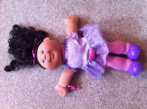 Cabbage patch kid - new