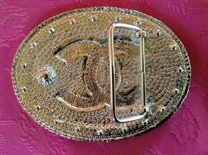 Vintage superbe bijoux ceinturon CHANEL. Comme neuf Gatineau Ottawa / Gatineau Area image 3