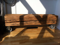 Industrial Bench / Console
