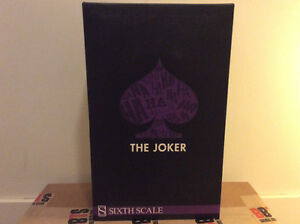 The Joker 1/6 Scale Figure