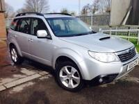 Subaru Forester 2.0D ( blk lth ) XSn