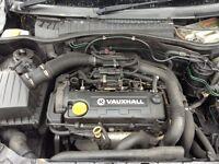 Vauxhall corsa engine 1.7 dti turbo diesel