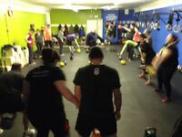KETTLEBELL & TACFIT CLASSES