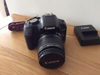 Canon 500D DSLR Camera with 18-55 Lens