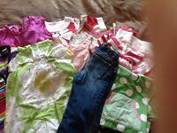 Girls clothes bundle age 4-5/5
