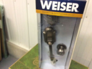 For sale Weiser lock set