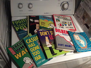 GIANT DILBERT LOT 9 books price to sell!!! West Island Greater Montréal image 2