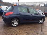 Peugeot 308 2.0HDi ( 136bhp ) FAP SE **FINANCE AVAILABLE**