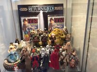 WANTED VINTAGE STAR WARS Toys & Memorabilia from 70's & 80's