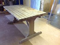 Large work bench / table ,