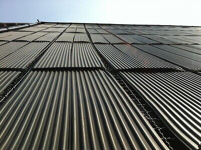 Solarabsorber EPDM Solarheizung Sonnenkollektor Solarmatte Poolkollektor Heizung