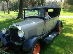1928 Ford PHAETON CONVERTIBLE
