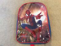 Spider-Man children's ruck sack