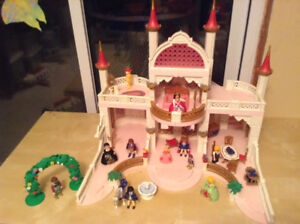 Retired Playmobil Princess Castle