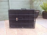 Double door dog cage (small)
