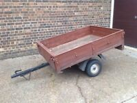 Car Trailer 1600 x 1180mm