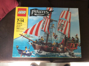 Lego pirates ship