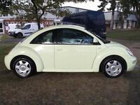 2000 Volkswagen Beetle 2.0 3dr 3 door Hatchback
