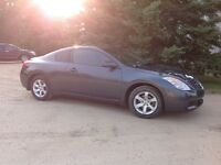 2008 Nissan Altima 2.5 S Coupe (2 door)
