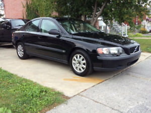 2001 Volvo S60 2.4L xxxtra clean Berline