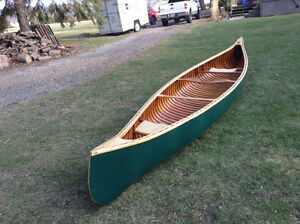 16 ft Peterborough Canoe