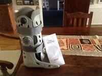 Aircast elite foot brace