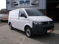 2013 13 VOLKSWAGEN TRANSPORTER 2.0 T28 TDI WITH AIR CON AND ELECTRIC PACK LARGE