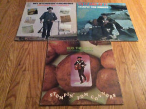 Stompin' Tom Connors LP Records