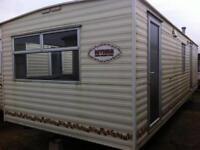 Cosalt Riviera Siesta FREE UK DELIVERY 29x10 2 bedrooms offsite