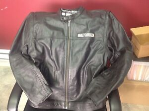 For Sale: Harley Davidson Leather Coat and Chaps