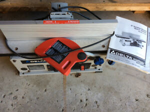 DELTA VARIABLE SPEED BENCH JOINTER