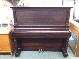 Antique upright Conway Piano